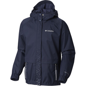 Columbia Splash S'more Rain Jacket Girls Nocturnal